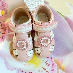 Other - Baby Girl dress shoes; size 23RUS (7US); NWT